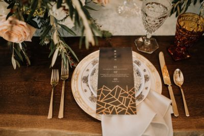 Oat Linnea Napkin, Natural Linen Napkin, Geometric Wedding Menu