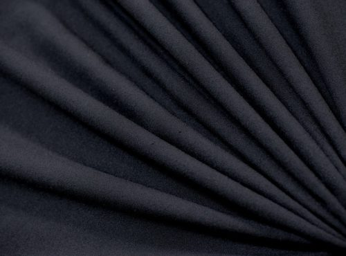 Black Essential Table Linen, Black Polyester Table Cloth, Black Basic Table Cloth