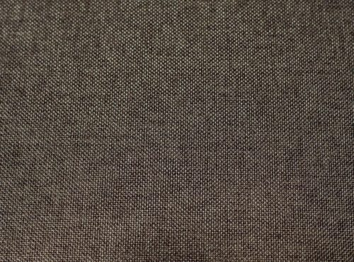 Chocolate Vintage Linen Table Cloth, Dark Brown Rustic Table Cloth