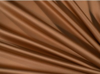 Copper Lamour Table Linen, Brown Table Cloth