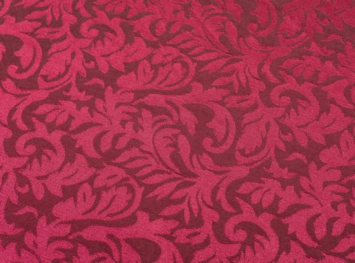 Cranberry Waltz Table Linen
