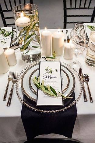 White Dupioni Table Linen, White Table Cloth