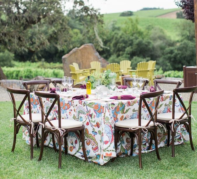 Pinapple Express Table Linen