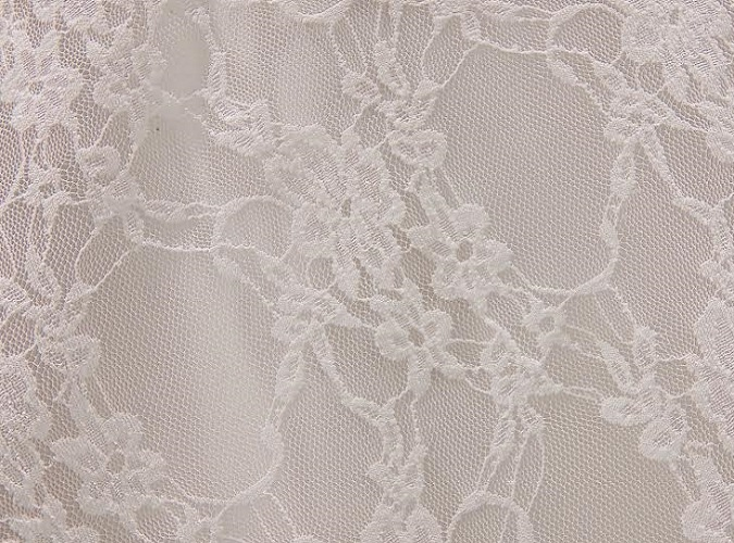 Ivory Lace Table Linen