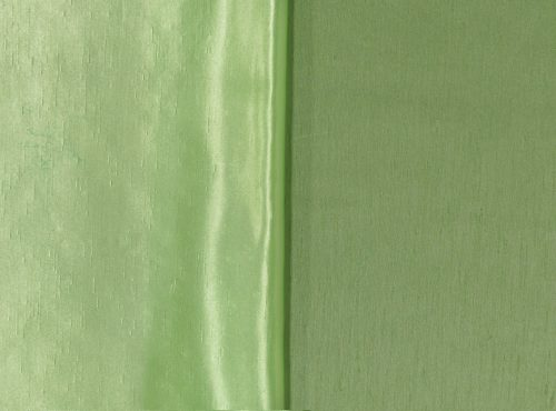 Kiwi Shantung Linen, Green Shantung Table Cloth
