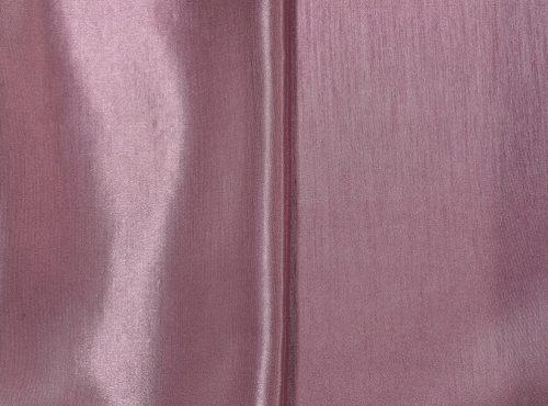 Mauve Shantung Table Linen