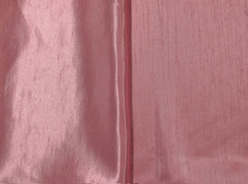 Mauve Shantung Table Linen, Pink Shantung Table Cloth