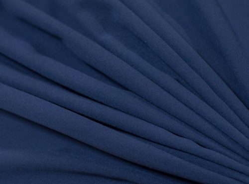 Navy Essential Table Linen, Navy Polyester Table Cloth, Blue Basic Table Cloth