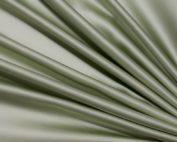 Sage Lamour Table Linen, Light Green Satin Table Cloth