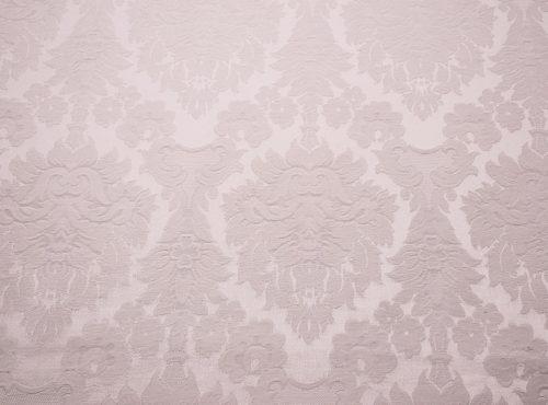 Snow Brocade Table Linen