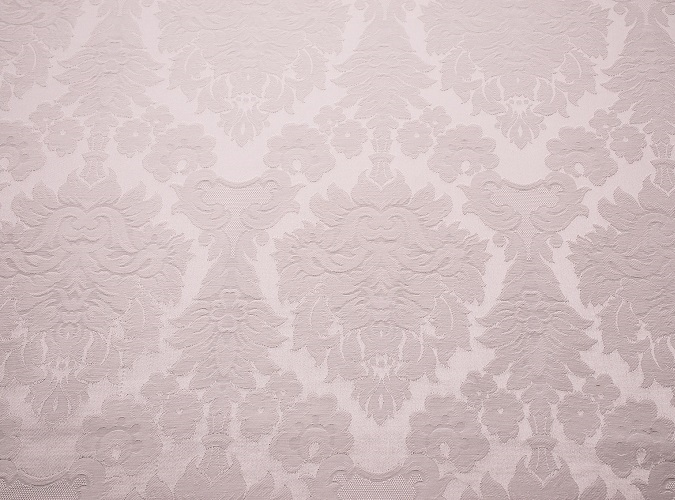 Snow Brocade Table Linen