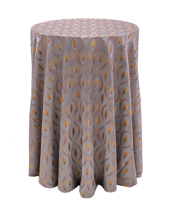 Tangy Eclectic Table Linen