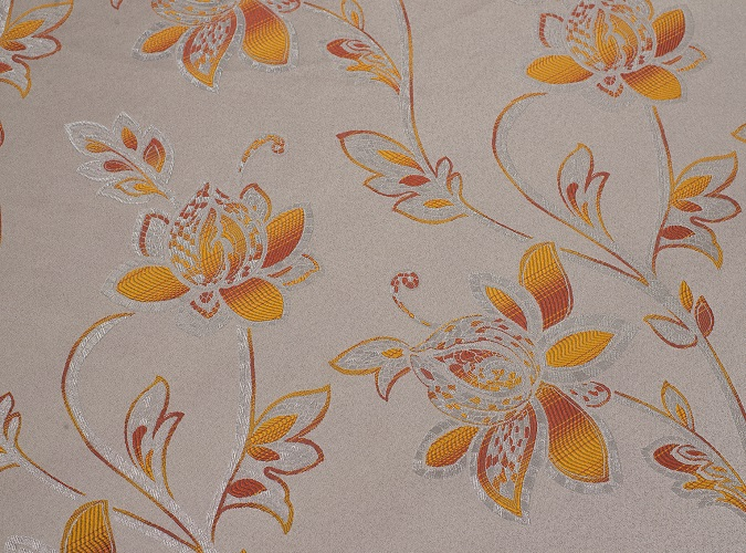 Tangy Glam Table Linen, Floral Table Cloth