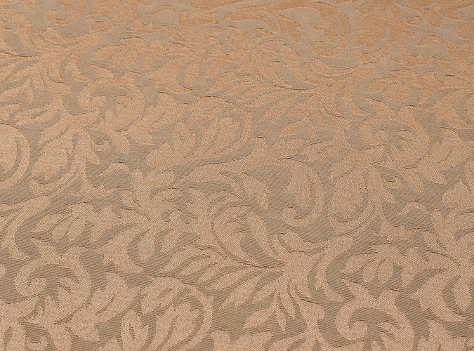 Taupe Waltz Table Linen