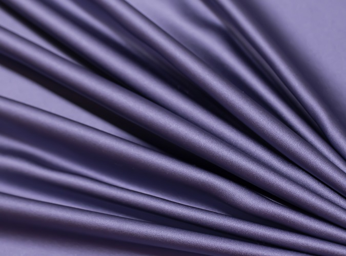 Victorian Lilac Lamour Table Linen, Purple Satin Table Cloth