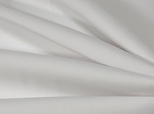 White Suede Table Linen, Faux Suede Table Cloth