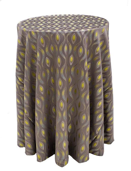 Zesty Eclectic Table Linen