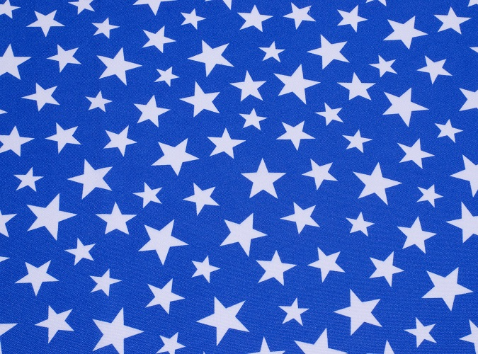Blus Star Linen, American Linen, 4th of July Table Cloth