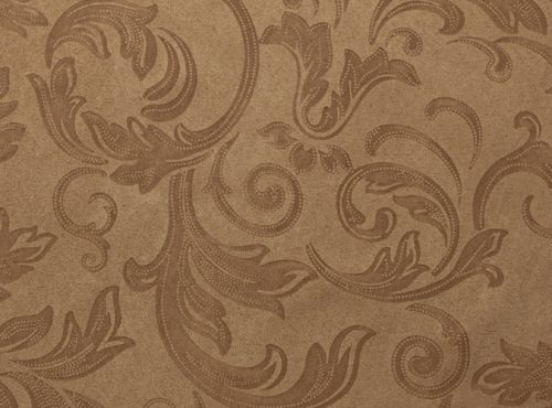 Embossed Suede Table Linen, Patterned Suede Table Cloth