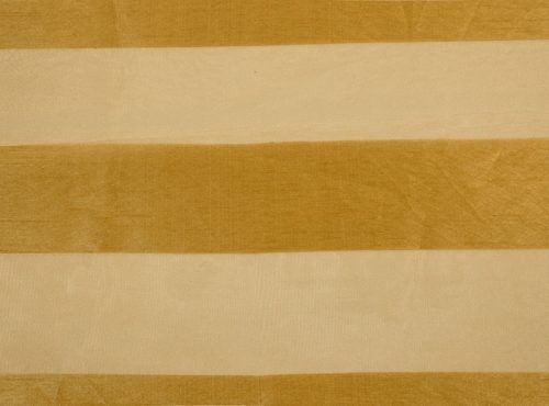 Gold Eternity Stripe Table Linen, Sheer Stripe Table Cloth
