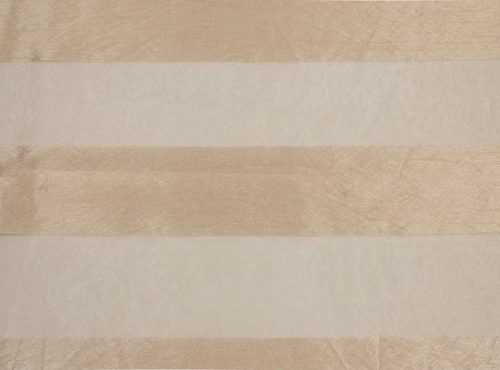 Taupe Eternity Stripe Table Cloth, Sheer Stripe Table Linen