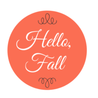 Hello Fall Graphic
