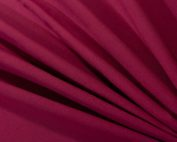 Burgundy Essential Table Linen, Burgundy Polyester Table Cloth