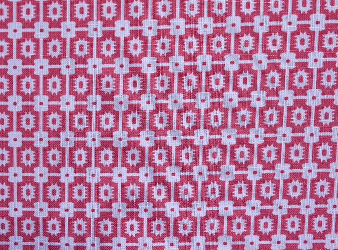 Clay Santa Fe Napkin, Pink Pattern Napkin, #theNAPKINmovement