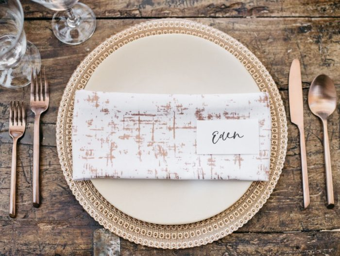 White Etched Velvet Napkin, White Velvet Napkin, #theNAPKINMovement