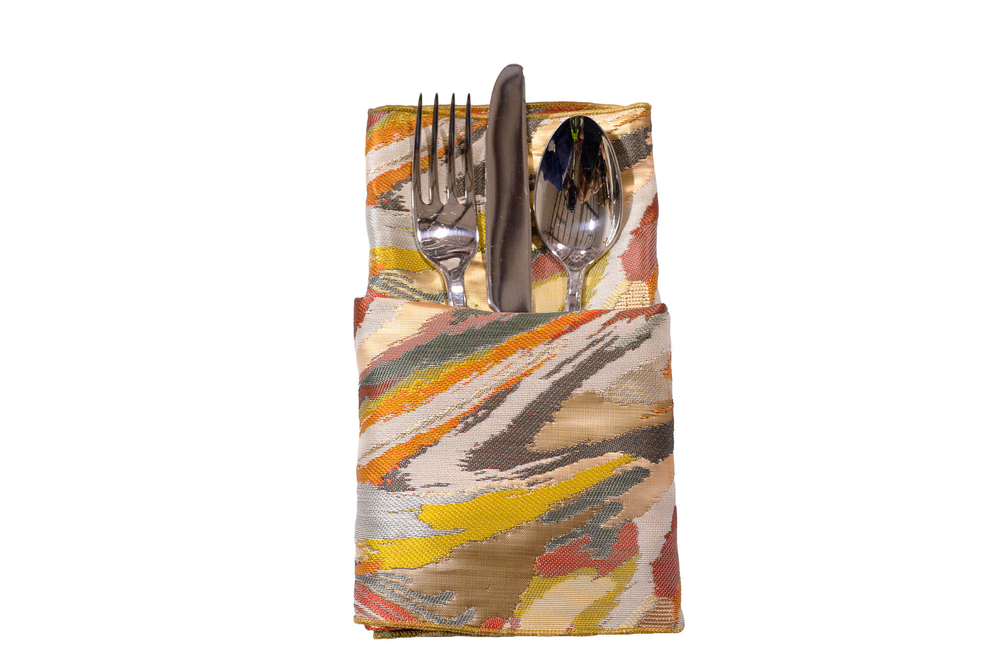 Rio Carnivale Napkin, Multi Color Swirl Napkin, #theNAPKINmovement