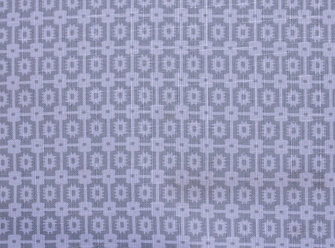 Smoke Santa Fe Napkin, Grey Patterned Napkin, #theNAPKINmovement