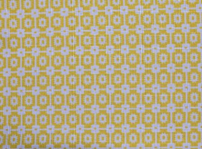 Sunshine Santa Fe Napkin, Yellow Patterned Napkin, #theNAPKINmovement