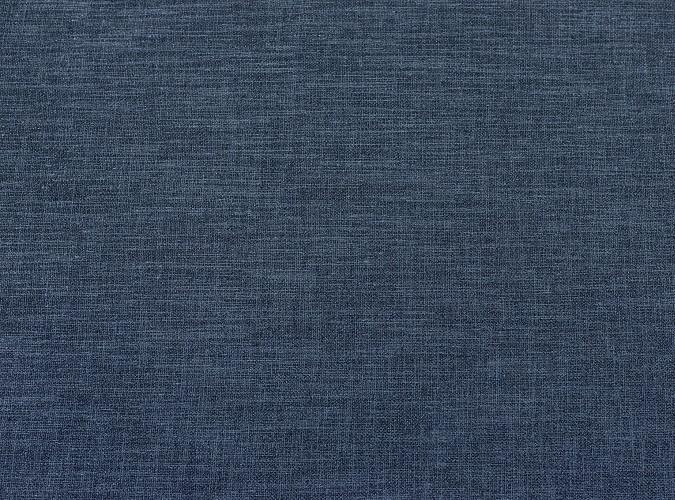 Denim Linnea Napkin, Blue Linen Napkin. #theNAPKINmovement