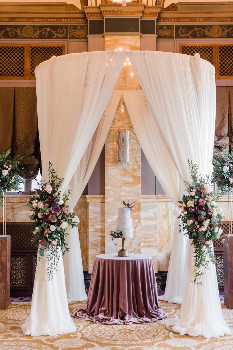 Dusty Rose Plush Velvet Table Cloth, Pink Velvet Table Linen