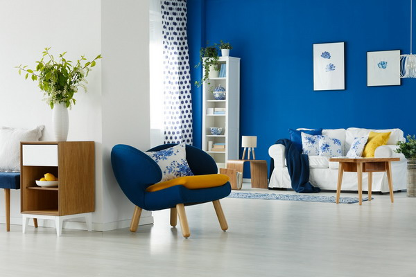 Blue Decor Trends 2020