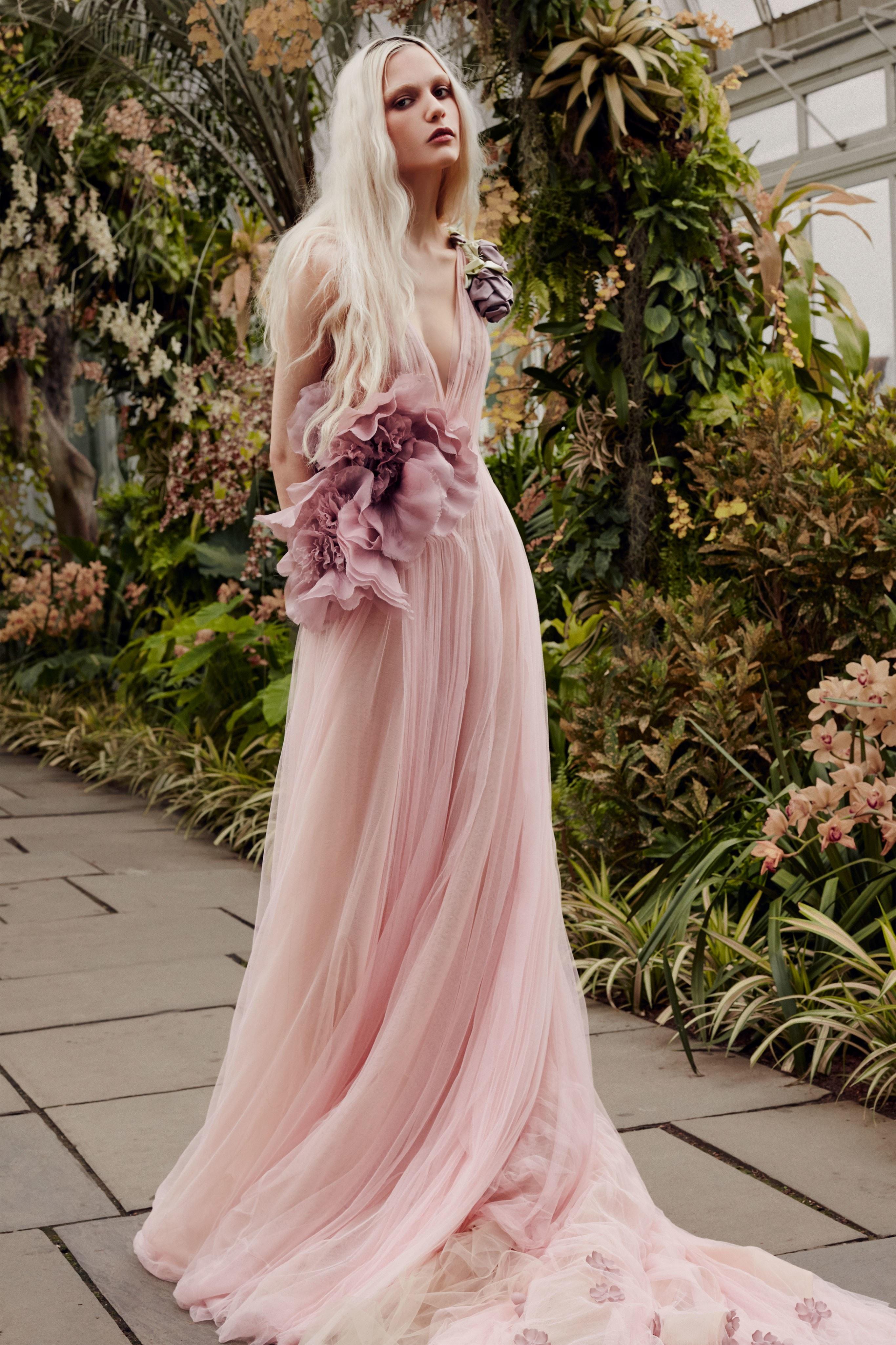 Cinnamon Rose Dress