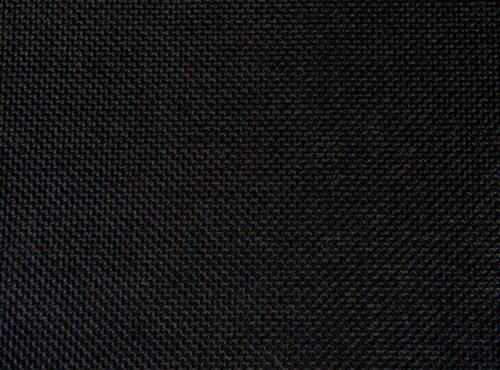Black Vintage Linen Swatch